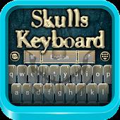 Skulls Keyboard