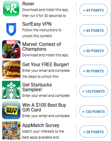 Mobile Rewards - Earn Real Cash- screenshot