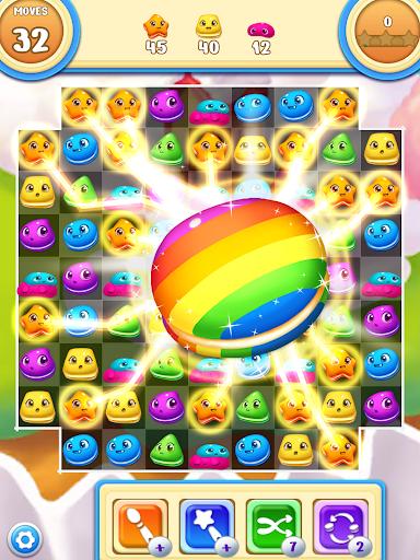 Macaron Pop : Sweet Match3 Puzzle android2mod screenshots 8