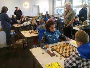 Photo: Aevum Kozijnen/Van der Wieletoernooi. Zondag 14 oktober 2012. Foto: Wim Winter