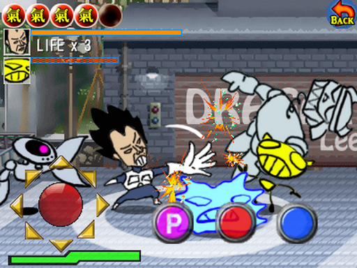 Mighty Fighter 2 apk screenshot 21