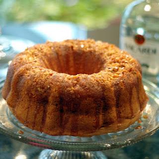 Vegan Rum Cake for the Holidays