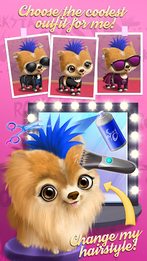 Rock Star Animal Hair Salon 2.0.0 screenshots 4