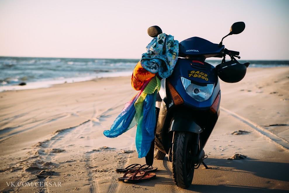 Paradise Beach, Гоа