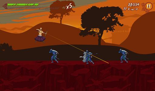 Blazing Bajirao: The Game screenshot 14