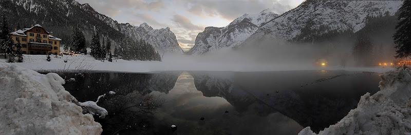 sale la nebbia al tramontar del sole di alfonso gagliardi