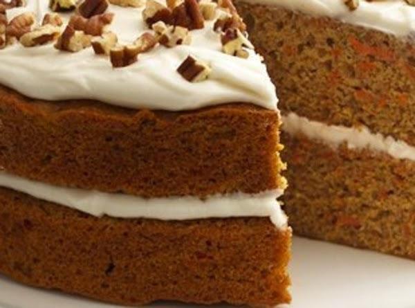 Easy Carrot Cake... Recipe