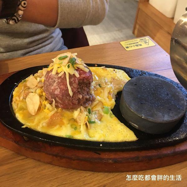 Oh!My Stone 球牛排。│享受DIY做漢堡肉的樂趣(附完整菜單menu)