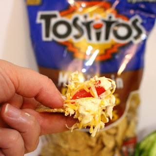 Six Ingredient Oh So Easy Taco Dip