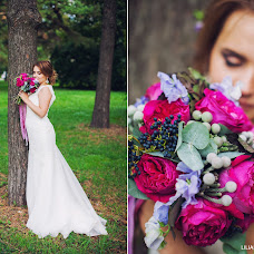 Wedding photographer Liliya Abdullina (liliphoto). Photo of 15.10.2014