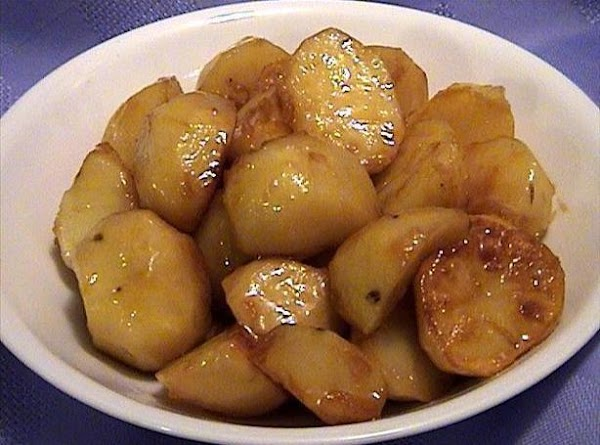 Brunede Kartofler (roasted Potatoes) Recipe