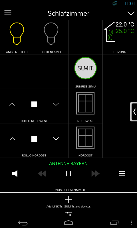 iHaus Smarthome- screenshot