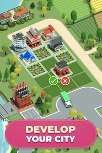 Idle Delivery City Tycoon: Cargo Transit Empire MOD (Money) 3
