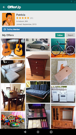 OfferUp - Buy. Sell. Offer Up 1.7.14 screenshot 113094
