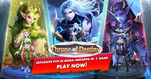 Throne of Destiny Apk 1