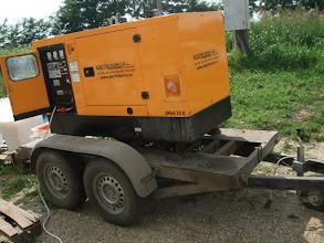 Photo: Generator Perkins 25 kva, Nunta, Fundulea, Inchiriere