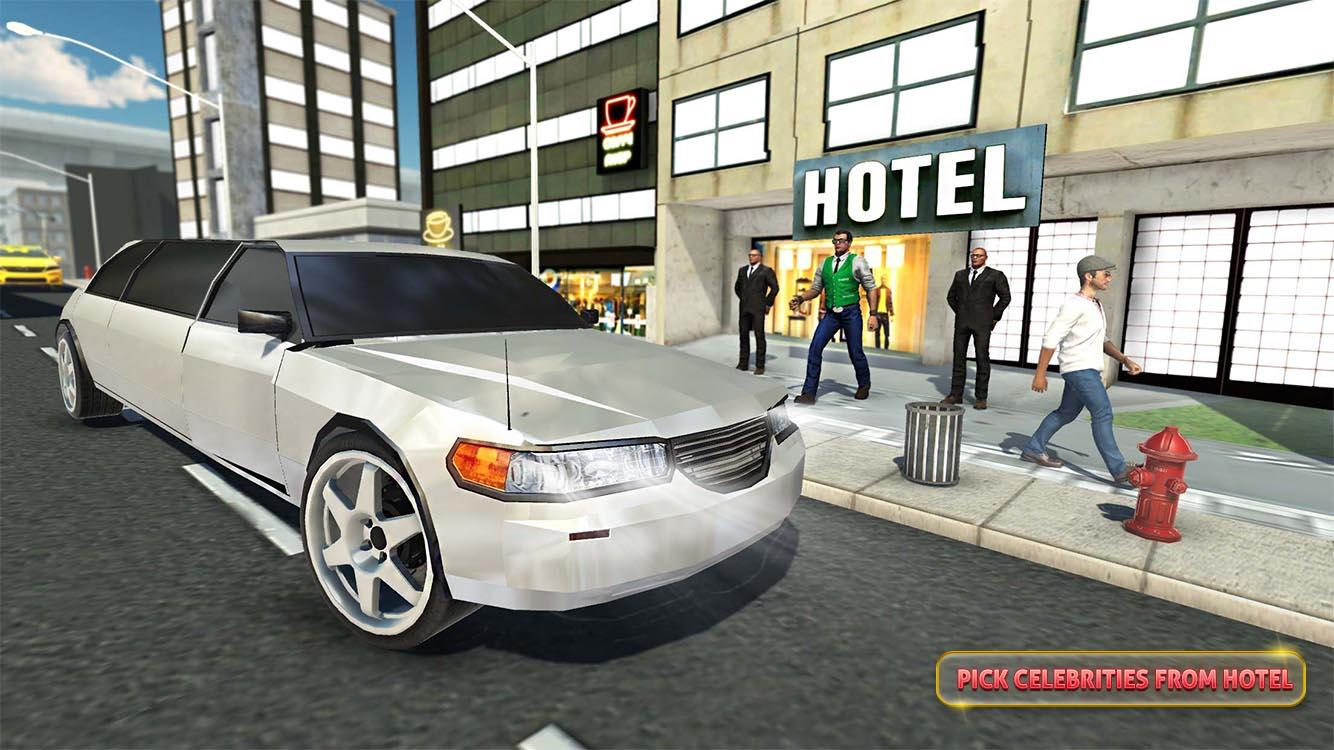 Celebrity Transporter Game - Multi Vehicles Party- screenshot