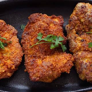 Keto Fried Chicken.