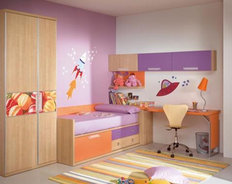 兒童臥室想法