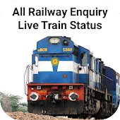 Tải Live Train Status, PNR Status & Train Tickets APK