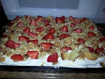 cherry berry dessert