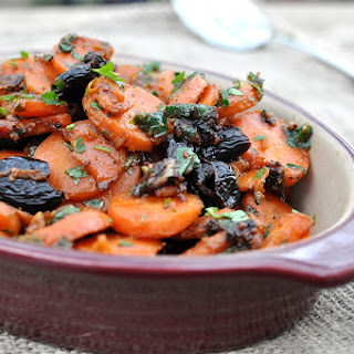 Cooked Carrot Salad Recipes