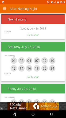 Download GA Lottery Results APK latest version app by Leisure Apps