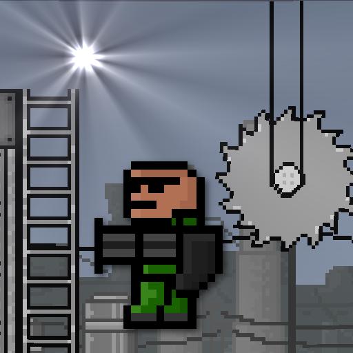 Pixel Force LOGO-APP點子