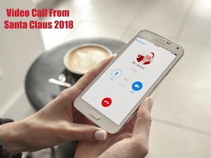 Video Call From Santa Claus 2018 - Tracks Santa - náhled