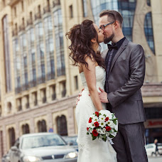 Wedding photographer Artem Kotelnikov (Kotelnikov). Photo of 21.10.2017