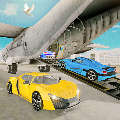 Ultimate cargo plane city aircraft 3d transporter (game)