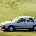 Wallpapers Saab 9000 icon