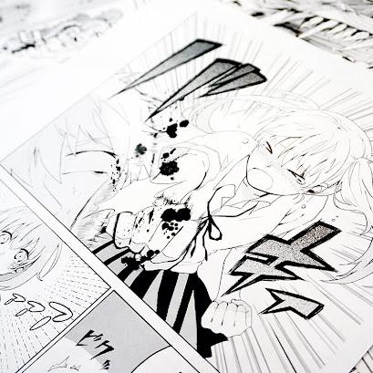 漫画家体験  〜マンガの1シーンを描こう~