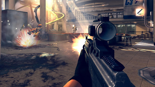 Modern Combat 4: Zero Hour screenshot 18