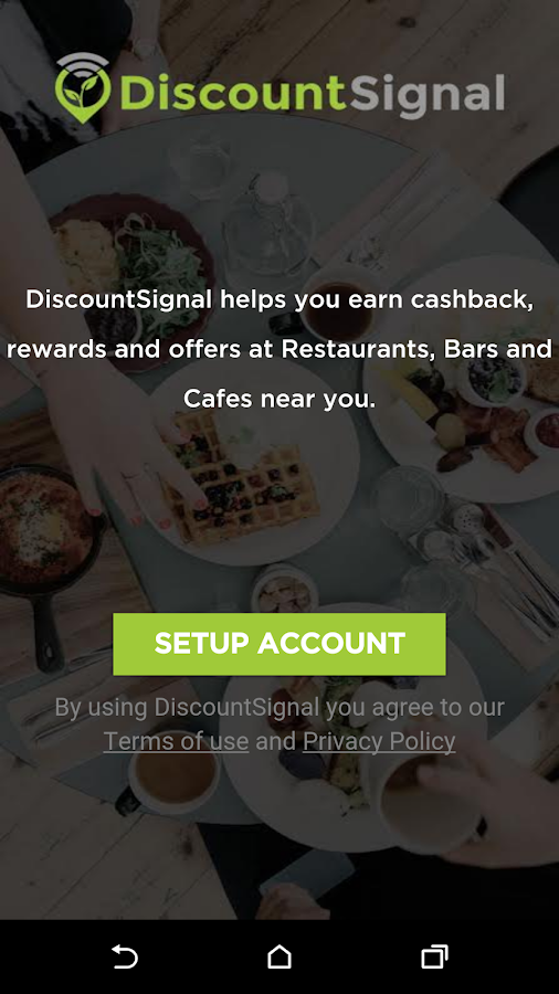 DiscountSignal