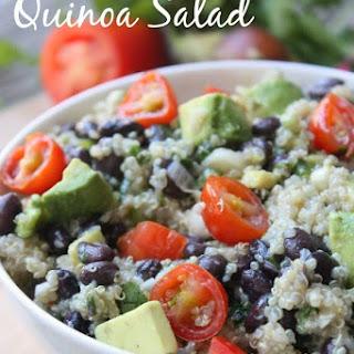 Mexican Quinoa Salad.
