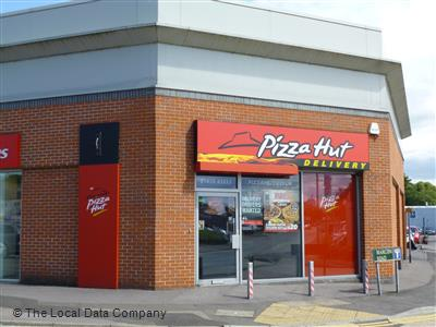 Pizza Hut Delivery On London Road Pizza Takeaway In