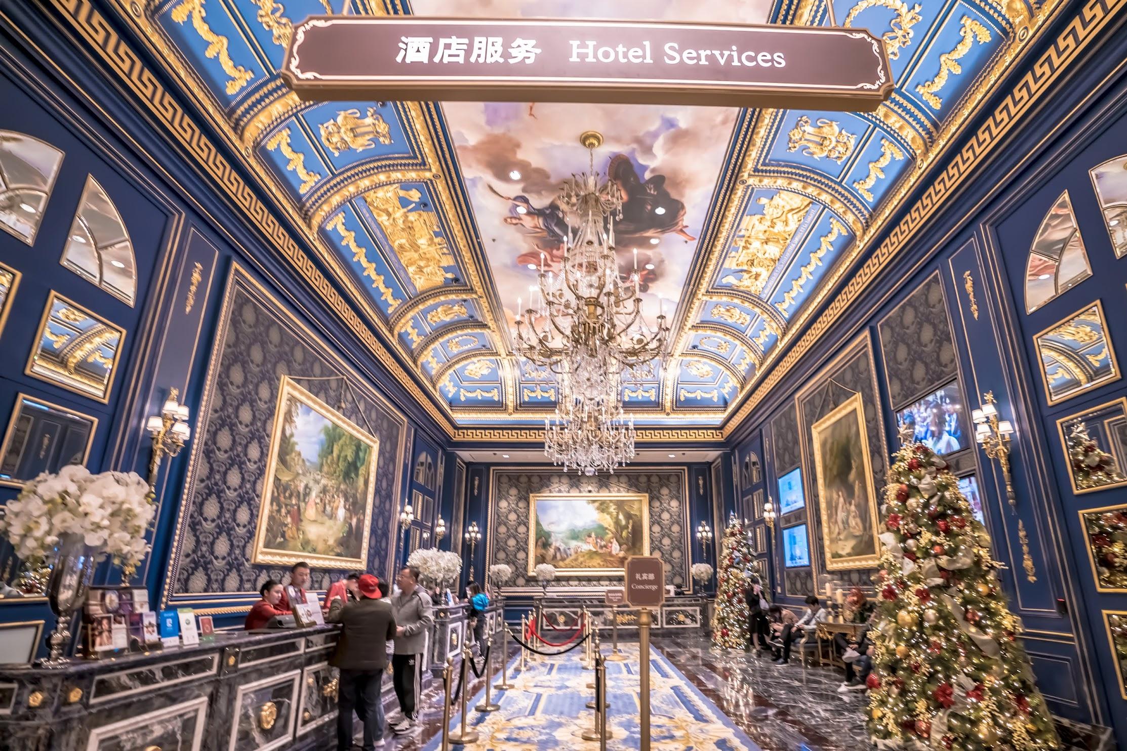 Parisian Macao hotel2
