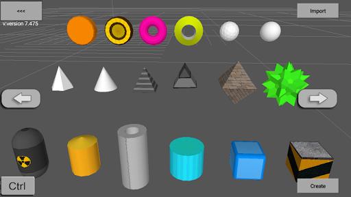 3DMap. Constructor screenshots 5