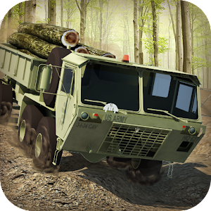 Lumberjack Offroad Truck 3D for PC and MAC