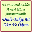 Ayetel Kürsi Yasin Fatiha Oku icon