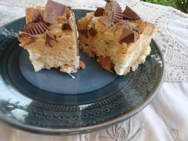 Fluffernutter-butter Bars Recipe