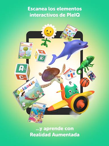 PleIQ - Recurso Educativo con Realidad Aumentada 3.5 screenshots 7