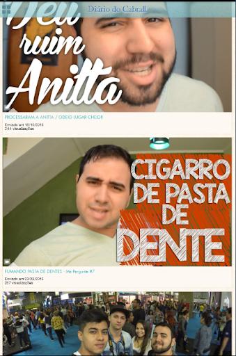 Diário do Cabrall
