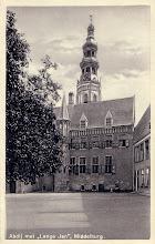 Photo: Middelburg - Abdij met Lange Jan 2
