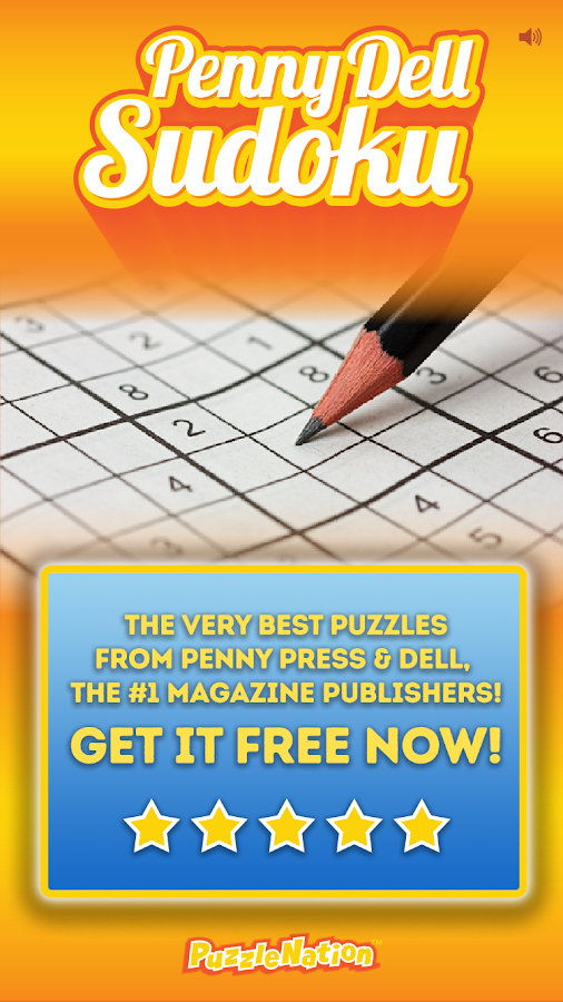 Penny Dell Sudoku- screenshot