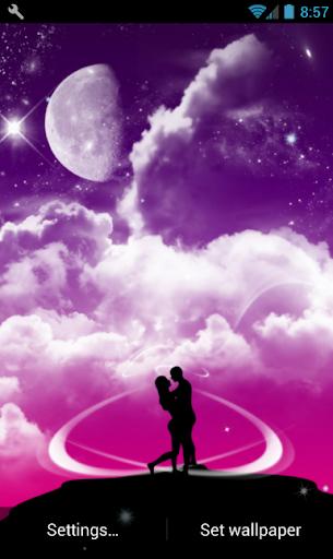 Romantic Live Wallpaper 1.1 screenshots 2