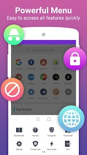 Yo Browser – Fast, Secure, Powerful  App Latest Version  Download For Android 6