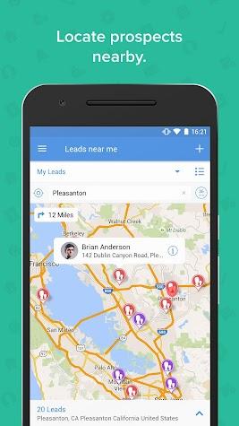 Zoho CRM - Sales & Marketing Screenshot