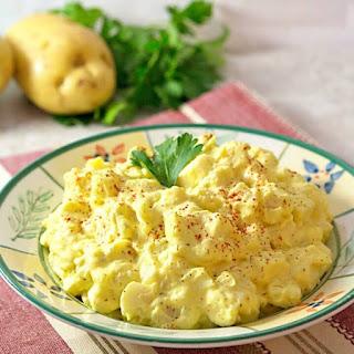 Southern Style Mustard Potato Salad
